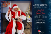The Real Santa Claus @ The Ray Hotel