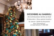 Christmas at Sofitel Le Gabriel