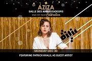 Aziza at La Salle Des Ambassadeurs at Le Casino du Liban