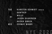 New Year Eve 2020 at Projekt