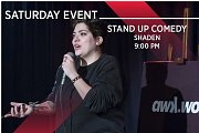 Stand Up Comedy at Darmaji with Shaden