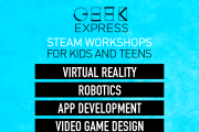 """2020 New Technology"" Coding & Robotics Workshops"