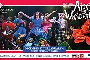 Alice in Wonderland-The Circus Musical