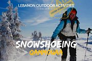 Snowshoeing & Igloo Workshop in Qammouaa with Lebanon Outdoor Activities