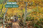 Hiking Wadi El Salib - Winter - with Chronosport