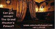 Unlocked Lebanon - Escape the Grand Master's Palace