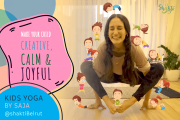 Introducing Little Yogis - Yoga for Kids