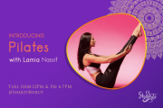 Gear up for Pilates at Shakti