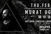 Projekt Presents: Pure Black // Murat Ugurlu